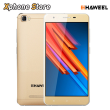 Original HAWEEL H1 PRO H1 5.0 inch 4G/3G Android 6.0 1GB+8GB Smartphone MTK6735 Quad Core 1.2GHz HD Screen Dual SIM Cellphone