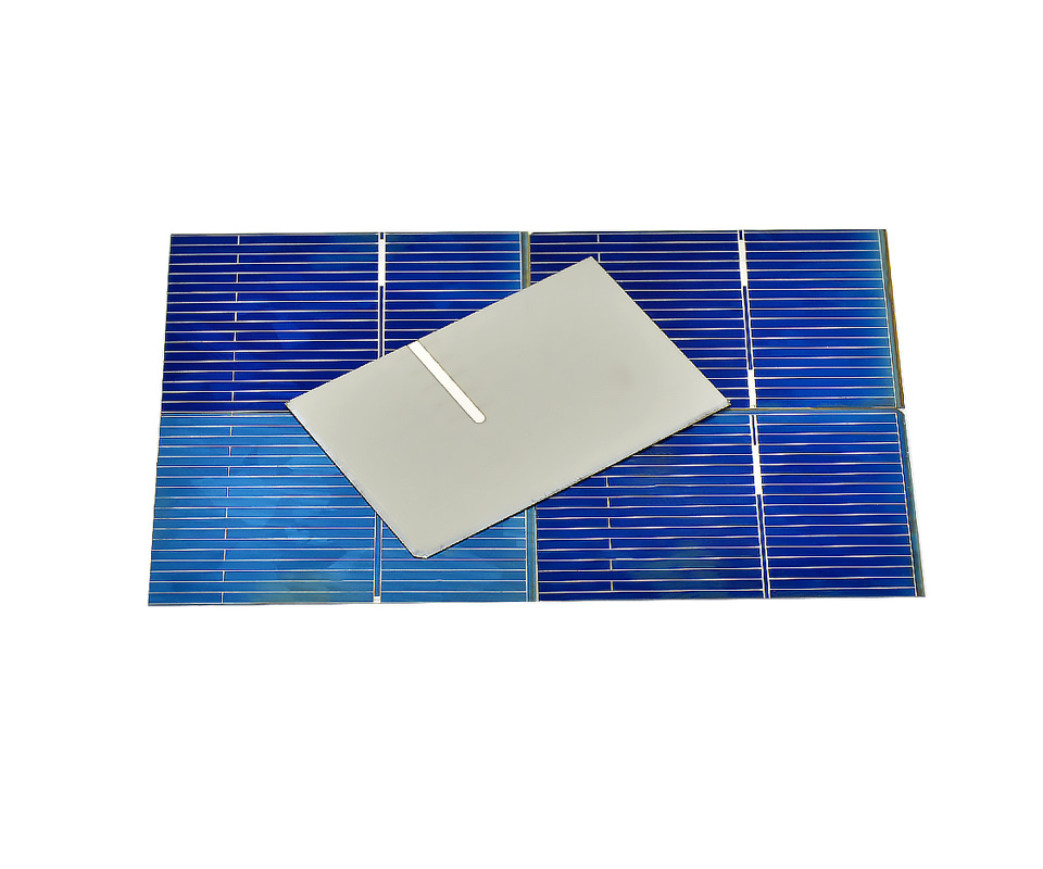 Aoshike 100pcs Polycrystalline Solar Panel 0.5V 0.17W 39x26mm Sunpower Solar Cell photovoltaic panels DIY Solar Battery Charger 5