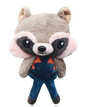 Guardians of the Galaxy Vol 2 Rocket Plush Toy Figure 22CM