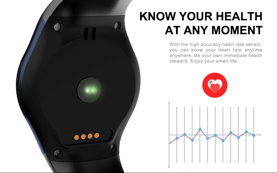 LF18 Bluetooth Smart Watch Phone Full Screen Support SIM TF Card Smartwatch Heart Rate_11