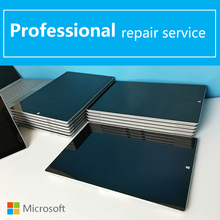 Professional Repair Service for Microsoft Surface Pro 3 4 1631 LCD Assemble Display Screen Panel Cracked Replace Service 12 inch(China)