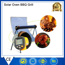 Solar Oven BBQ Grill Green Portable Barbecue Stove Environmentally friendly Outdoor Tool Roast Kebab Making
