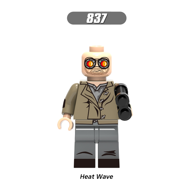 XH837-Heat Wave
