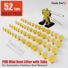 Paintless Hail Repair Dent Lifter with Glue Pulling Tabs,Puller PDR Tools Car Body Tool PDR-335