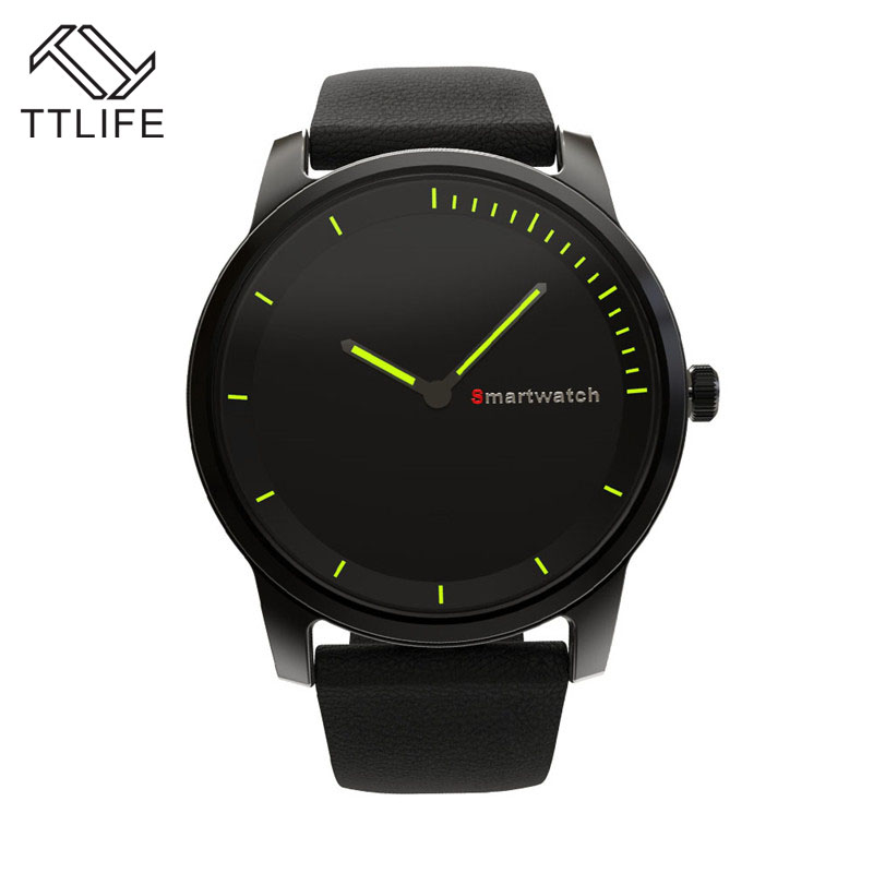TTLIFE Brand Smart Alarm Pedometer Sports Smartwatches Bluetooth Smart Watch With Heart Rates Monitor For Android IOS Phone<br><br>Aliexpress