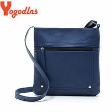 Yogodlns Designers Women Messenger Bags Females Bucket Bag Leather Crossbody Shoulder Bag Bolsas Femininas Sac A Main Bolsos