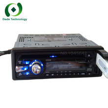 1 din Universal car DVD VCD MP3 MP4 WMA disc player, supports common USB SD,single spindle player car radio car multimedia