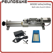 1 set DIY Fundamental Wood Lathe Mini Lathe Machine drill/Polisher Table Saw for polishing Cutting for woodworking, ship by DHL(China)