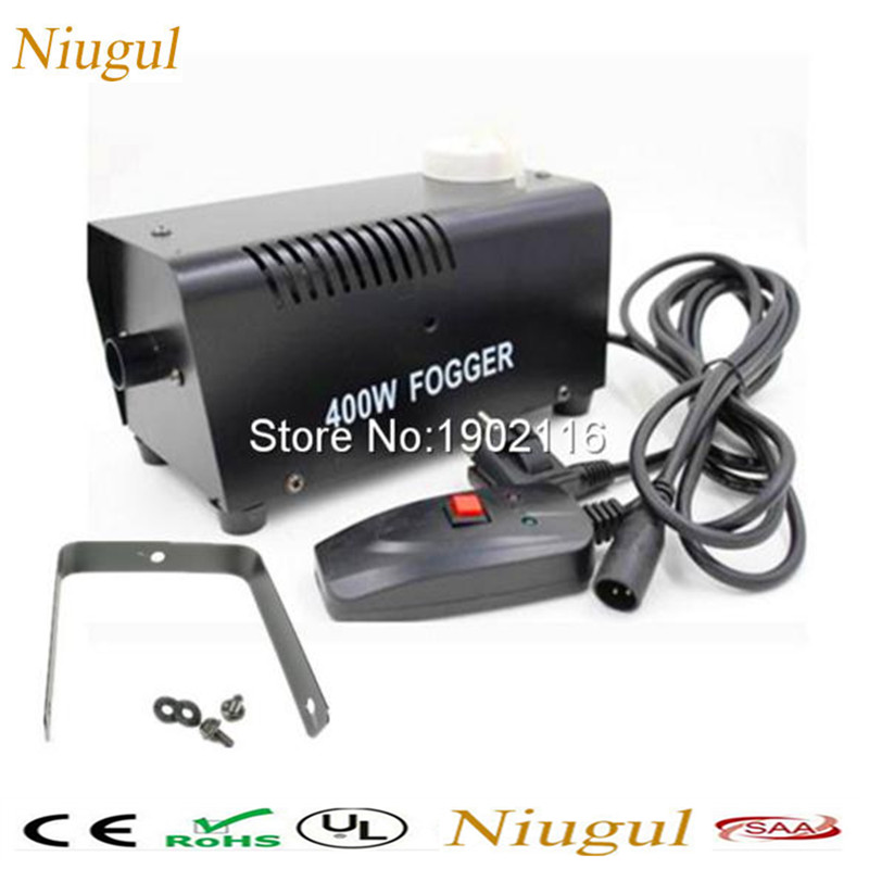 DHL/Fedex Free shipping Wire control 400W smoke machine, fog machine professional stage DJ Equipment<br>