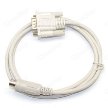 8 Pin To 15 Pin S-Video Cable VGA Male To 8 Pin Male Plug For Computer Connected Television Box Adapter Cable(China)