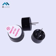 5pcs 3V 3.3V Mini Active Buzzer Alarm Sound Speaker 9 * 5.5mm Continuous Beep Small 9x5.5mm Remove After Washing