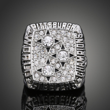 1978 Pittsburgh Steelers Championship Ring Super Bowl XIII American Football Game Sport Party Jewelry For Fan Men Jewelry J02129