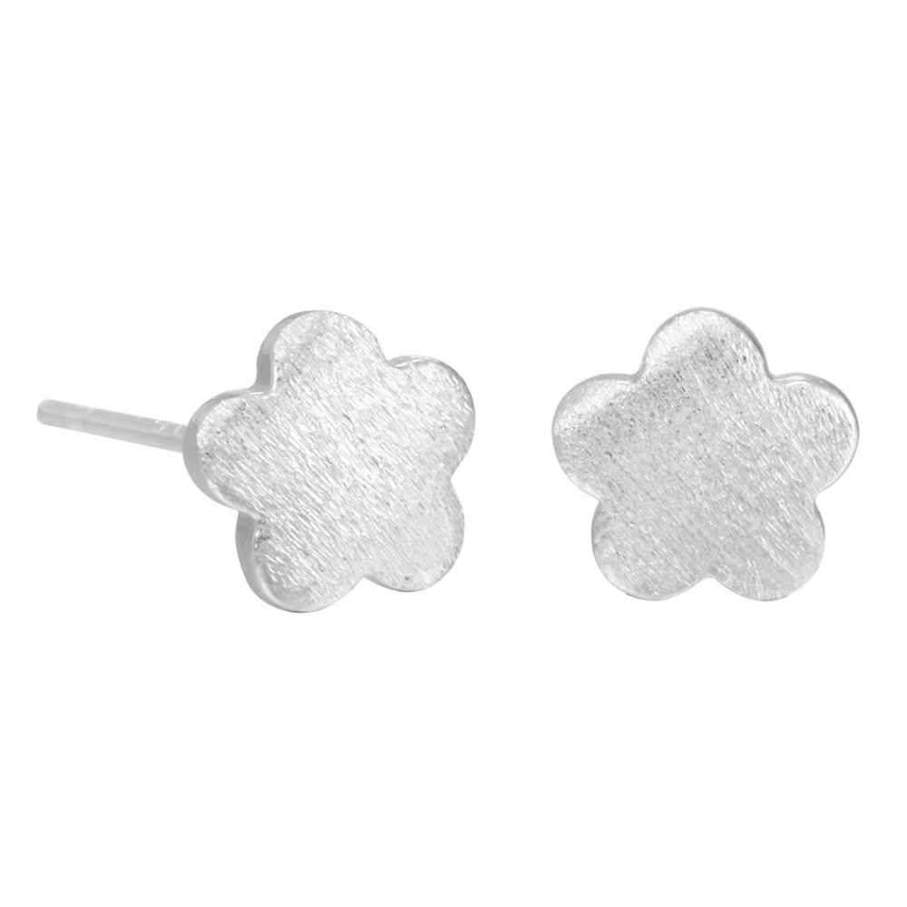 QIAMNI-Christmas-Gift-925-Sterling-Silver-Tiny-Flower-Piercing-Statement-Stud-Earring-for-Women-Girl-Accessories (2)