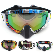 NEWEST Motocross Goggles Cross Country Skis Snowboard ATV Mask Oculos Gafas MX Windproof Dust-proof Motorcycle Helmet Goggles