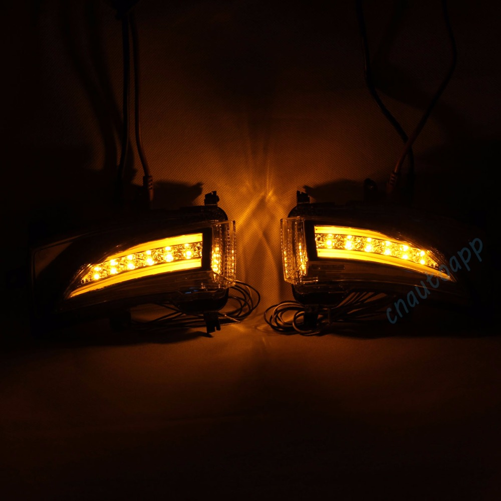 nissan Rearview Mirror LED Light 4