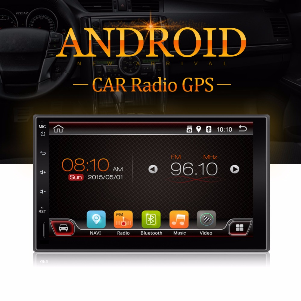 Quad Core Android 2din Car No-DVD Player GPS Navi PC For Toyota Tiida Qashqai Sunny X-Trail Paladin Frontier Patrol Versa Livina(China (Mainland))