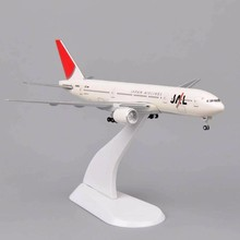 1:400 Japan Airlines JA8984 Diecast Airplane Model Toy Vehicles White Small Airliner Air Plane Aircraft Hot Sale