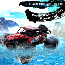 Buy New Alloy Four-Wheel Drive Rc Car Climbing Dirt Bike Buggy Radio Remote Control High Speed Racing Car Model Toys Kids for $22.55 in AliExpress store
