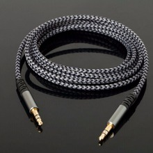 3.5MM 3.5mm Stereo Replacement Repair Upgrade Audio Cable with/without Microphone Earphone Extension Cable