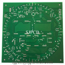 LED Lighting PCB Printed Circuit Board with Low cost Cheap Single Sided One Layer PCB(China)