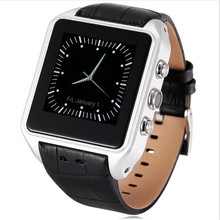 X01 Plus Smart Watch Android 5.1 Wristwatch 1G+8G GPS+3G+WiFi Support SIM Card Touch Screen Smartwatch Phone 720p Camera For iOS(China)