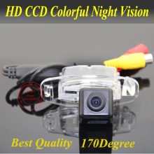 CCD HD night vision Car Rear View camera Reversing backup Camera rear monitor for Great wall voleex C30 Free shipping