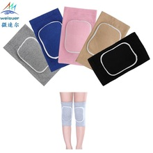 Sponge knee pads Football sports safety Kneepad Training Elastic Knee Support knee protect dance kneepad knee protecter