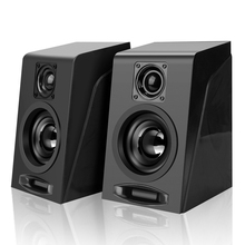 New Creative USB Speaker Mini Subwoofer Restoring Ancient Ways Desktop Small Computer PC Speakers with USB 2.0 & 3.5mm Interface
