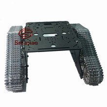Smarian Robot Tank Chassis Wall-E Tank Model Remote Control Mobile Platform with Powerful force for DIY RC Robot Design