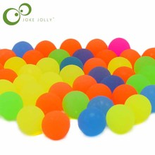5pcs/lot Children Toy Ball Colored Boy Bouncing Ball Rubber Outdoor Toys Kids Sport Games Elastic Juggling Jumping Balls GYH(China)