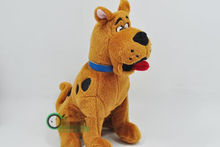 New Scooby Doo Plush Dog Stuffed Toy Gift 7""