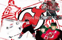 NHL New Jersey Devils Flag 3x5 FT 150X90CM Banner 100D Polyester flag 1123, free shipping