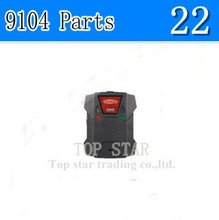 9104 rc helicopter parts/9104 parts/9104 spare parts/9104 charger box/9104-22(China)