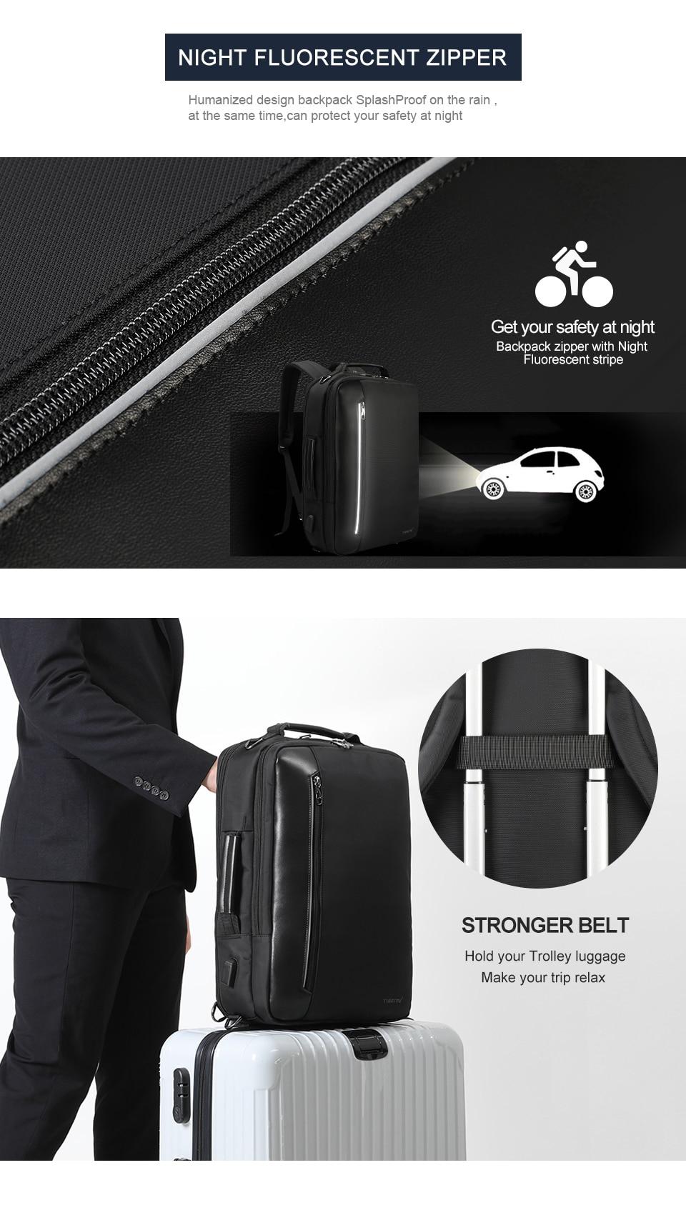 11.travel backpack