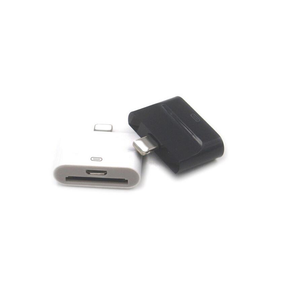 Mobile-Phone-Adapter V8-Transfer iPhone Plus-X-Max-Converter Micro 2-In-1 for Multifunction title=