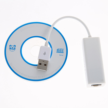 100Mbps USB 2.0 to RJ45 Lan Network Ethernet Adapter Card For Mac OS Android Tablet pc Laptop Smart TV Win 10 7 8 XP(China)