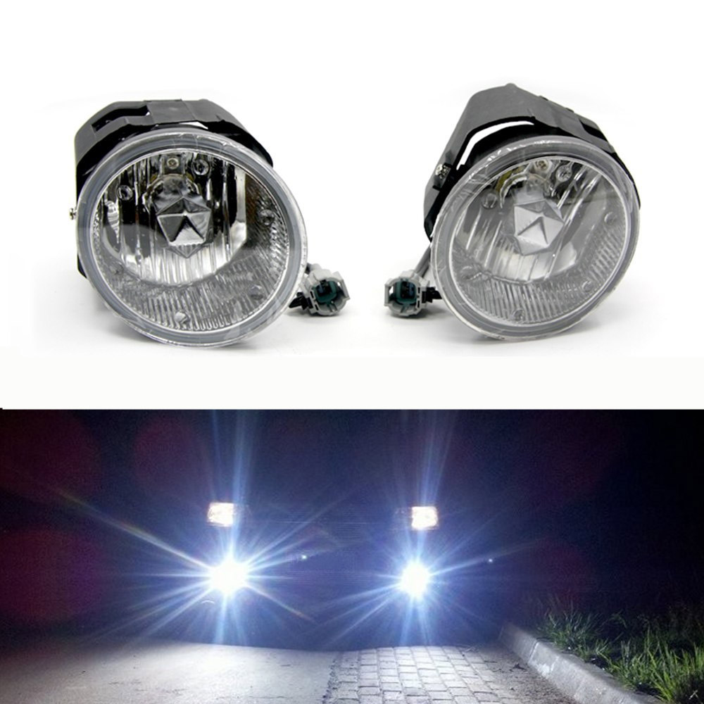 Tirol 2x50W Front Fog Driving Lamp Kit OEM Replacement for Nissan X-trail/Frontier Pickup Truck Bumper Lamps<br><br>Aliexpress