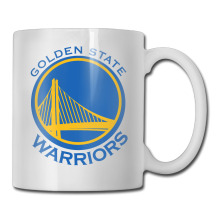 Golden State Basketball Logo coffee mug beautiful men tazas ceramic tumbler caneca tea Cups
