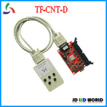 TF-CNT-D Timing/ Chronograph/Countdown/stopwatch Outdoor Basketball Scoreboards LED control card