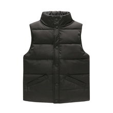 Children Down Vest 2017 Winter Boys And Girls Warm Sports Vest Baby Breathable Colorful Children's Vests Kids Outwear Coat
