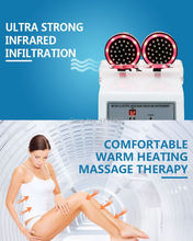 Best Effects magnetic therapy machine/Lymphatic drainage far infrared therapy machine(China)