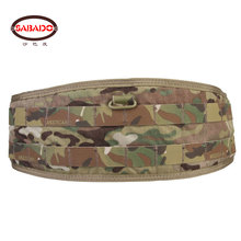 Buy SABADO EMERSON Tactical Molle Belt Airsoft Paintball Combat Molle Belt LBT1647B Style Padded Waist Belt Multicam Black EM9012 for $20.20 in AliExpress store