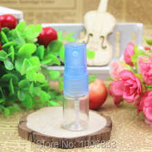 Cosmetic Toner Bottle 5ML, Plastic Spray Bottle, 5ML Atomizer, 5CC Make-up Spray Bottle, PET Spray Bottles,100pcs/Lot,