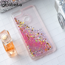AKABEILA Glitter Liquid Cases For Xiaomi Mi 5X Mi5X 5.5 inch Soft TPU Phone Case Dynamic Sand Back Cover For Funda Xiaomi 5X Bag