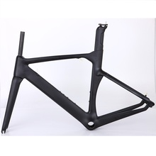 2017 Carbon Road Bike Frames 700C Frame Road Carbon UD Matte BB68 BB30 Racing Bicycle Frame with Fork Seatpost Free Shipping