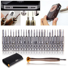 New Sale Screwdriver Set For Beatsstudio Tools 25 In 1 Precision Torx Screwdriver Repair Tool Set For Watch Cell Phone(China)