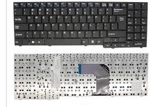 New laptop keyboard for Clevo para DNS ECS MB50 MP-09R16US-3603 keyboard Russian layout (or US layout)