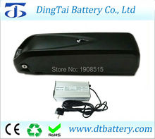 Electric Bike Battery 48v 15ah li ion battery with charge for Bafang 8fun 48v 500w ebike motor kit