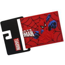 Hot Comic Spider-Man Wallets Super Hero Wholesale Price Men Wallets Woman Bifold Short Slim Leather Dollars Price Money Bags(China)