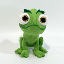 Rapunzel Pascal Lizard Chameleon Stuffed Plush Animals Toys